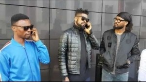 Video: I go Die and Basketmouth Short skit